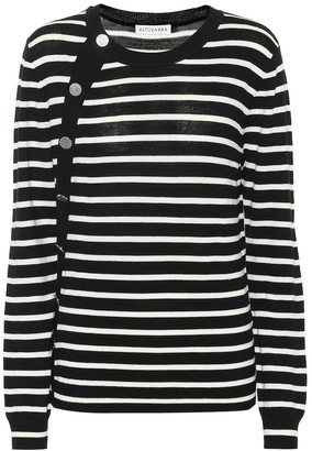 Altuzarra Minamoto striped wool sweater
