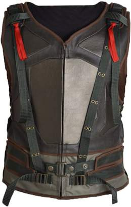 Toms MSHC Hardy Tactical Bane Military Vest Faux Leather V2 (4XL) Tom's