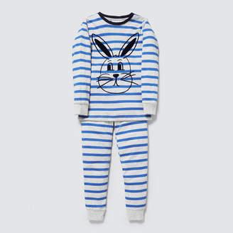Bunny Stripe Pyjamas
