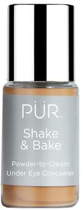 Pur Shake & Bake Powder to Cream Under Eye Concealer