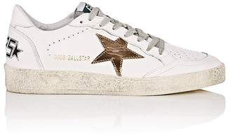 Golden Goose Women's Ball Star Leather Sneakers