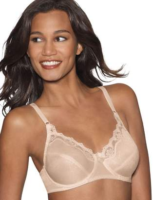 Hanes Women's Lace Trim Underwire Bra 2-Pack
