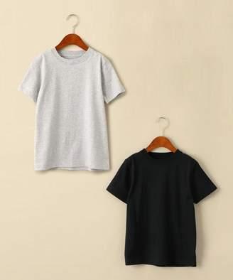 Hanes (へインズ) - 【ジュニア】〔別注〕Hanes(ヘインズ)BEEFY 2P Tシャツ