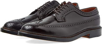 Alden Shoe Company Long Wing Brogue