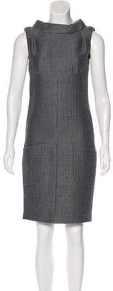 Chanel Tweed Sheath Dress