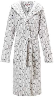 Original Penguin Cosy Dressing Gown