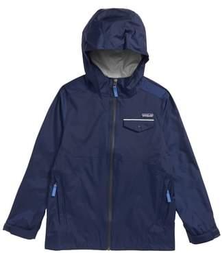 Patagonia Torrentshell Hooded Rain Jacket