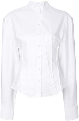 Jacquemus extra slim fitted shirt