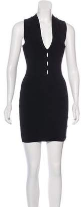 Alexander Wang Sleeveless Sheath Dress