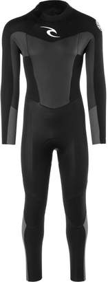 Rip Curl Omega 3/2 Back-Zip Full Wetsuit - Men's