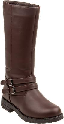 7c07ce1e2f9 KensieGirl Tall Studded Buckle Boot