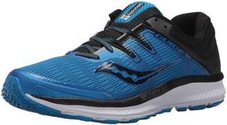 Saucony Men's Guide ISO Running Shoes, Blue/Black