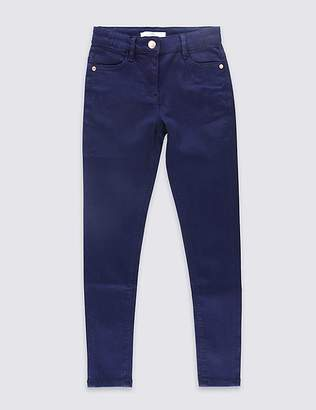 Marks and Spencer Longer Length Super Skinny Jeans (3-16 Years)