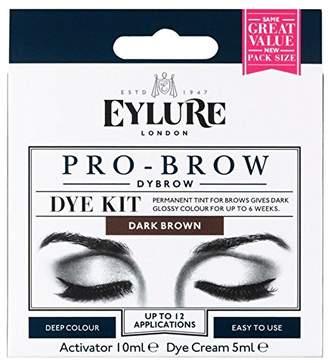 Eylure Pro-Brow 6 Weeks Brow Dye Kit Dark