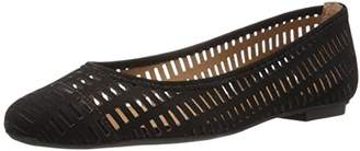 French Sole Women's Quartz Ballet Flat