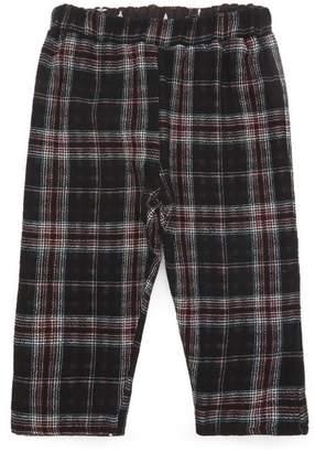 Noë & Zoe Winter Check Trousers 0-24 Months
