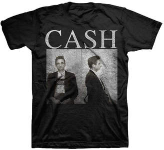 Hybrid Tees Johnny Cash Graphic Tee