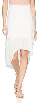 Amy Byer A. Byer Extreme High-Low Skirt (Junior's)