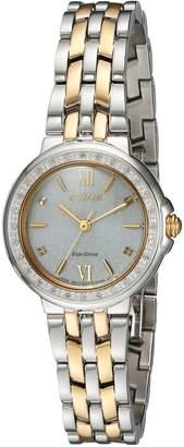 Citizen Women's EM0444-56A Casual Watch
