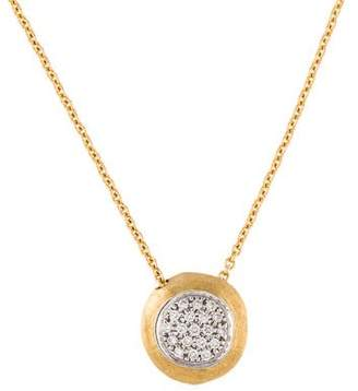 Marco Bicego Diamond Delicati Jaipur Pendant Necklace