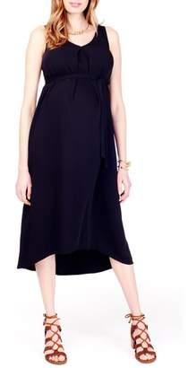 Ingrid & Isabel R) High/Low Maternity Dress