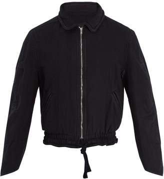 Isabel Marant Faust cotton bomber jacket
