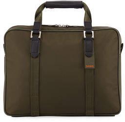 Swims Men's Nylon Attache Briefcase Bag
