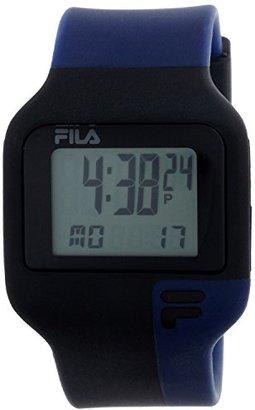 Fila (フィラ) - Fila腕時計デジタルブルーfat003dg-5