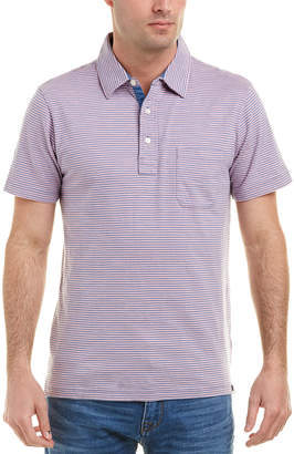 Faherty Rincon Polo Shirt