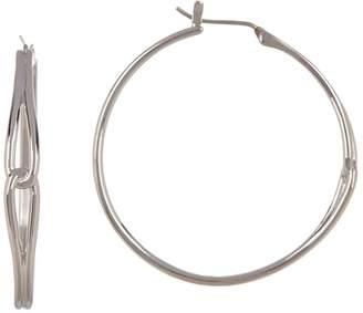 Kate Spade Get Connected 38mm Hoop Earrings