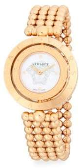 Versace Stainless Steel Bracelet Watch