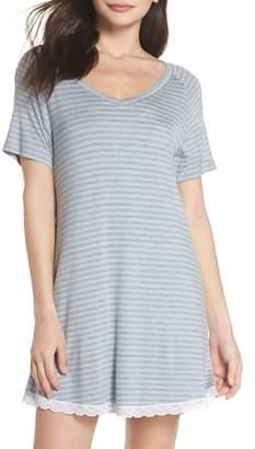 Honeydew Intimates Honeydew Lace Trim Sleep Shirt