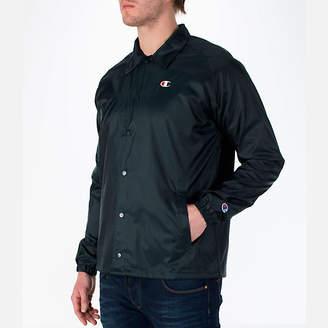Champion Men's West Breaker Edition Coaches Jacket