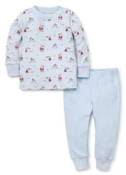 Kissy Kissy Baby's, Toddler's& Little Boy's Two-Piece Burly Bulldogs Pajama Set