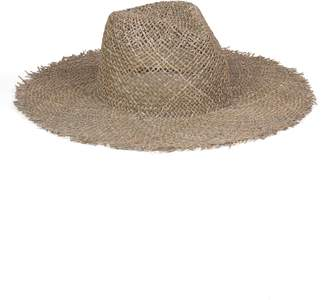 LACK OF COLOR Sunny Zip Fedora Hat