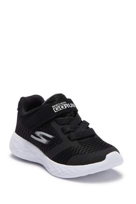 Skechers Go Run 600 Hook-and-Loop Sneaker (Toddler)