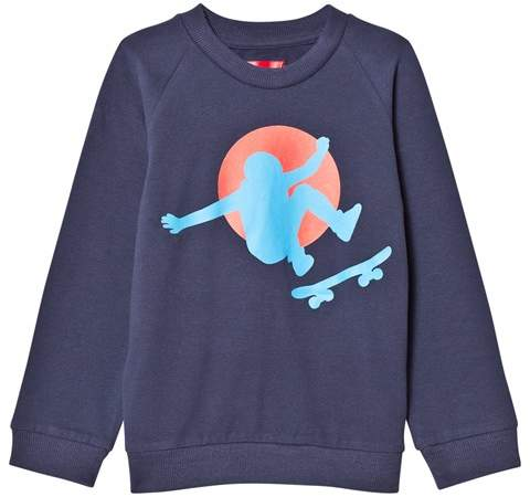 Tapete Dark Blue Storm Skater Sweater