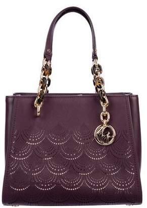 8f86501d1494 Michael Kors Purple Handbags - ShopStyle