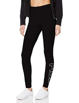 d39dea872076 Fila Women's Upl Flex 2.5 Leggings Sports Tights,M (Manufacturer Size: ...