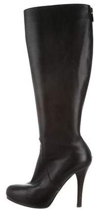 Bottega Veneta High-Heel Knee Boots