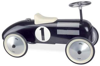 Vilac Black Vintage Ride-On Car