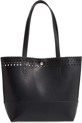 Sole Society Ivah Mini Faux Leather Tote