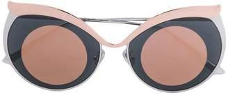 Boucheron cat-eye sunglasses