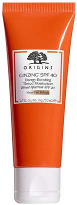 Origins GinZing(TM) SPF 40 Energy-Boosting Tinted Moisturizer