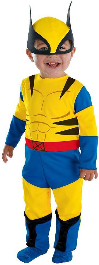 Wolverine Costume - Baby