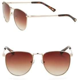 Sam Edelman 53MM Square Sunglasses