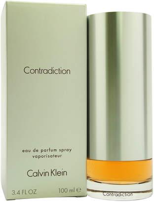 Calvin Klein Women's Contradiction 3.4Oz Eau De Parfum Spray