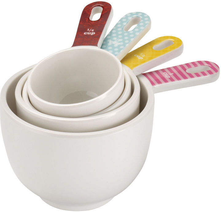 CAKE BOSS Cake BossTM Countertop Accessories 4-pc. Melamine Measuring Cup Set