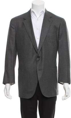 Caruso Cashmere Button-Up Jacket