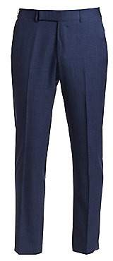 Ermenegildo Zegna Men's Wool Suit Pants